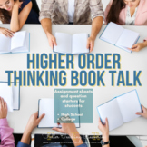 Book Talk: Higher Order Thinking Book Discussion