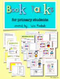 Book Talk Lesson, Scoring Form & Certificate