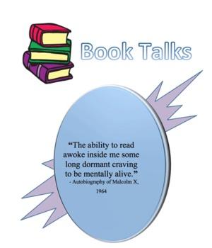 Book Talk Literature Circle Packet