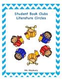 Book Talk/Literature Circle Template