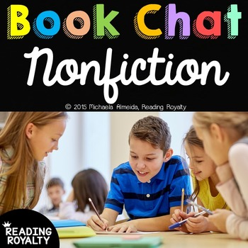 Nonfiction Book Talk: No Prep!