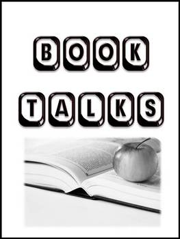 Book Talk Packet for Upper Elementary & Middle School