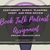 Book Talk Podcast Assignment