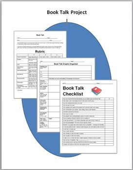 Book Talk Project