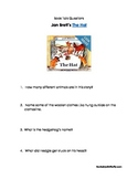 Book Talk Questions - The Hat