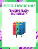Book Talk Reading Guide - Promoting Reading Accountability