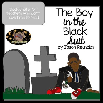 Book Talk The Boy in the Black Suit by Jason Reynolds