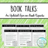Book Talk book report pack