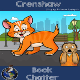 Book Talk for Crenshaw by Katherine Applegate