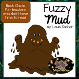 Book Talk for Fuzzy Mud by Louis Sachar