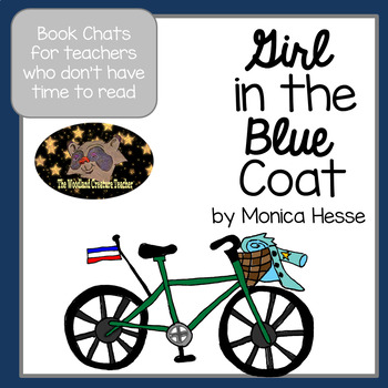 20a629dda2f0 Book Talk for Girl in the Blue Coat by Monica Hesse