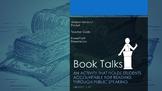 Book Talks: A Public Speaking Mini Unit for Silent Reading