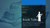 Book Talks Book Report: A Public Speaking Unit for Silent