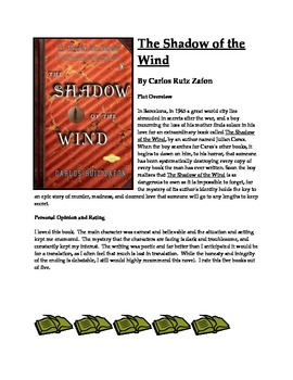 Book Talks - Student Presentations