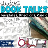 Book Talks | Simple Book Review Templates | Summer Reading Recommendations