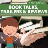 Book Talks, Trailers & Reviews