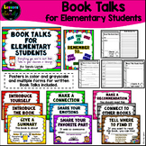 Book Talks for Elementary Students