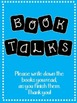 Book Talks (management system)
