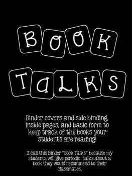 Book Talks (management system)
