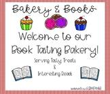 Book Tasting Activity