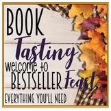 "Book Tasting ""Bestseller Feast"" Activity Event Set Thanksg"