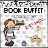 Book Tasting Buffet Style! Easy Prep!