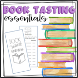 Book Tasting Essentials