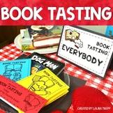 Book Tasting Activities