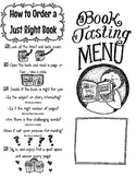 Book Tasting Event to Encourage your Students to read new books!