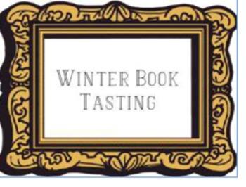 Book Tasting Flipchart