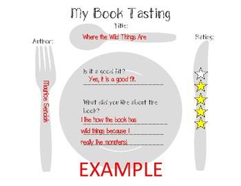 Book Tasting Good Fit Books