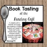 Book Tasting - Hungry for a good read? Complete Unit to Encourage Reading