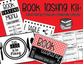 Book Tasting Kit (Book Tasting Menu - Literature Circles)