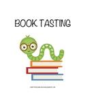 Book Tasting, Literature Circles