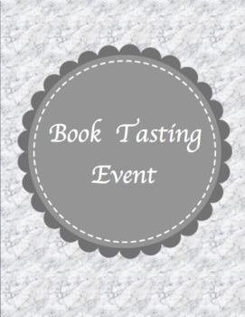 Book Tasting Project