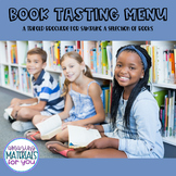 Book Tasting Trifold Brochure