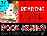 Book Tasting (Room Transformation) by Genre