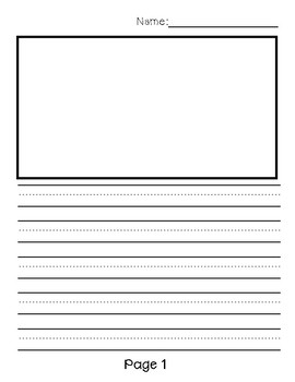 Small Moment Book Template