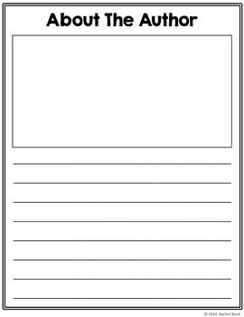 Make A Book Template - Free Sample