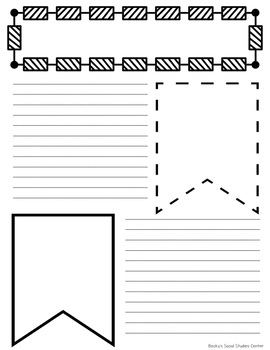 Book Templates for Any Subject Area