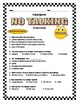 Book Test and Answer Key for NO TALKING by Andrew Clements