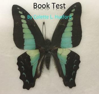 Book Test for Broken Wings