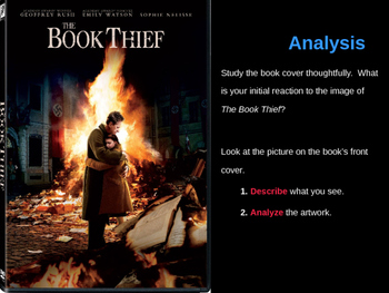 Book Thief Cover Story