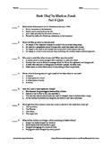 Book Thief Part 6 Quiz