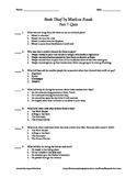 Book Thief Part 7 Quiz