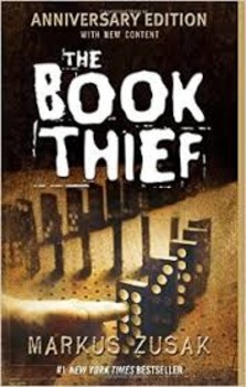 Book Thief Whole Book Figurative Language And Vocab Unit Plan