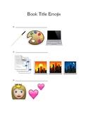 Book Titles Emoji