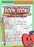 Book Toons: Turn any reading material into a cool comic st