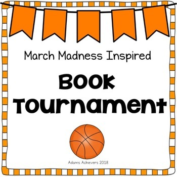 Book Tournament March Madness Style