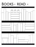 Book Tracker - Bookshelf